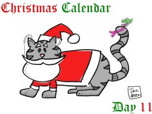 christmas calendar day11