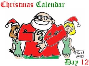 christmas calendar day12
