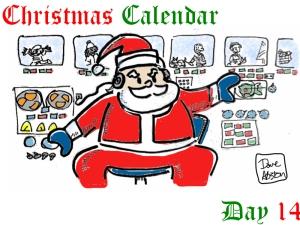 christmas calendar day14