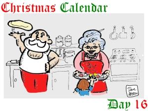 christmas calendar day16