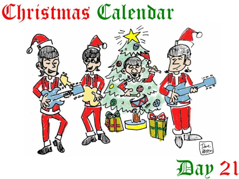christmas calendar day21