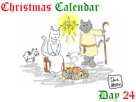 christmas calendar day24