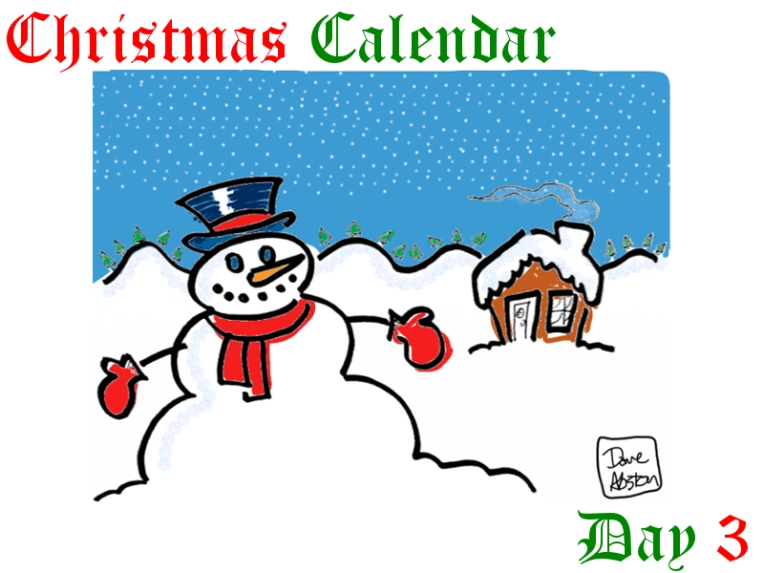 christmas calendar day3