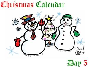 christmas calendar day5