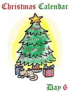 christmas calendar day6