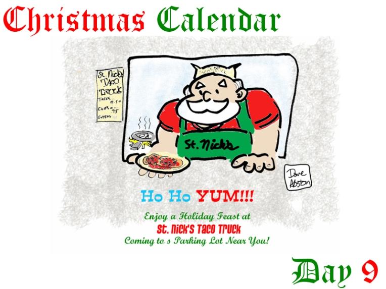 christmas calendar day9