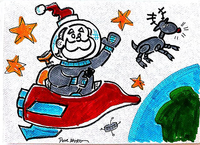 space santa1