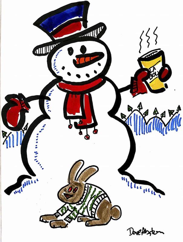 snowman front1