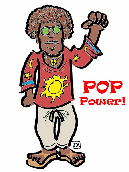 ecard pop power1