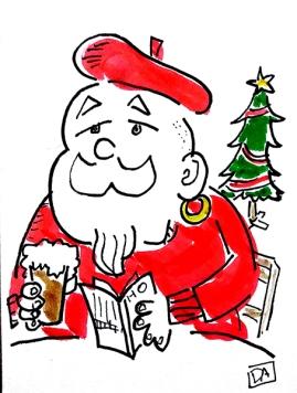 beat santa1
