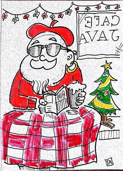 beat santa2