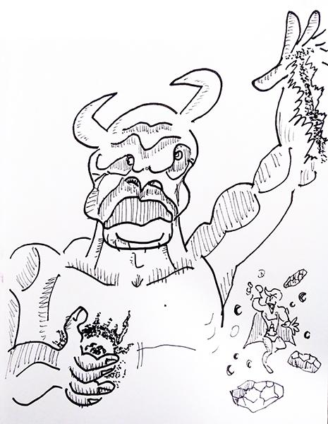 Day 25 - Demon2