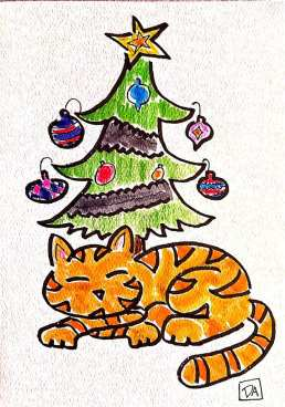 cat and tree1
